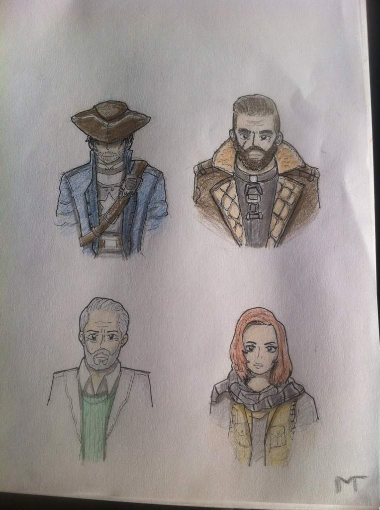 Fallout 4 Faction Leaders