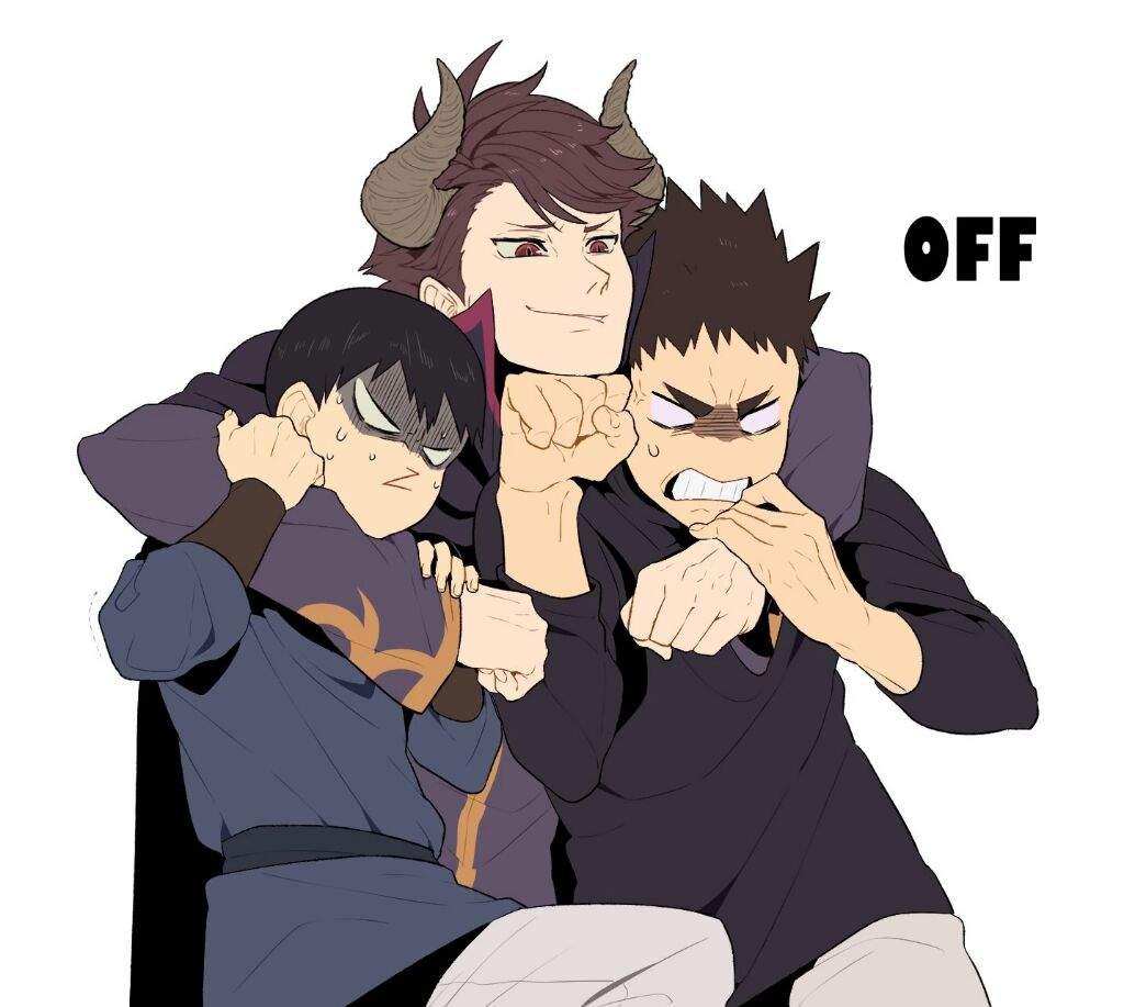 Demon King) Oikawa Tooru | Wiki | Haikyuu!! Amino