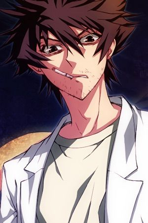 Toshio Ozaki Is One Of The Protagonist Shiki He Town Doctor Who Trying To Find A Way Stop And Help People