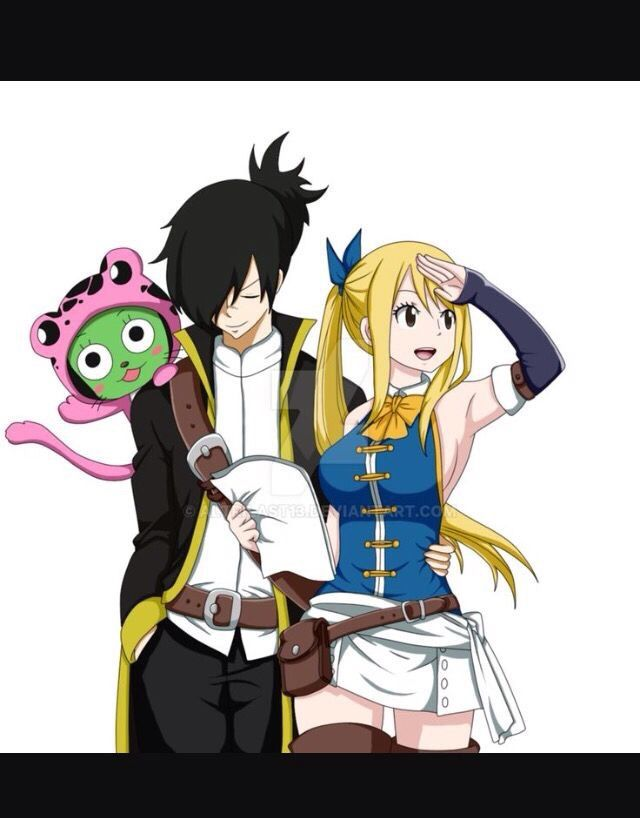 Lucy X Rogue | Wiki | Fairy Tail Amino
