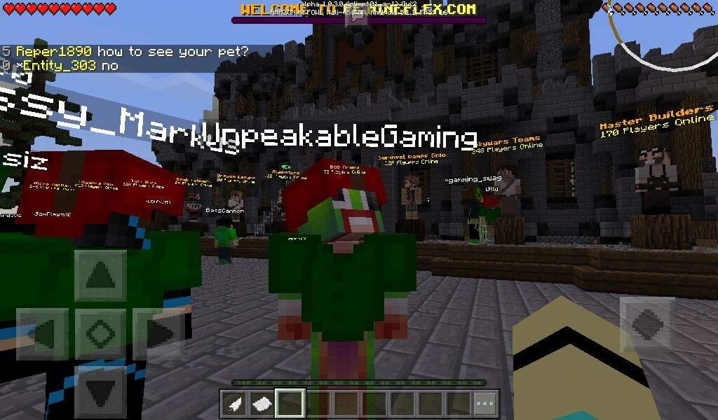 unspeakablegaming my first minecraft video