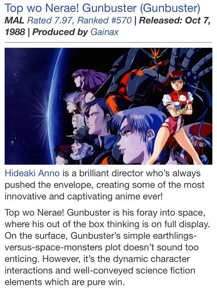 Top 19 Best Space Anime Of All Time Anime Amino