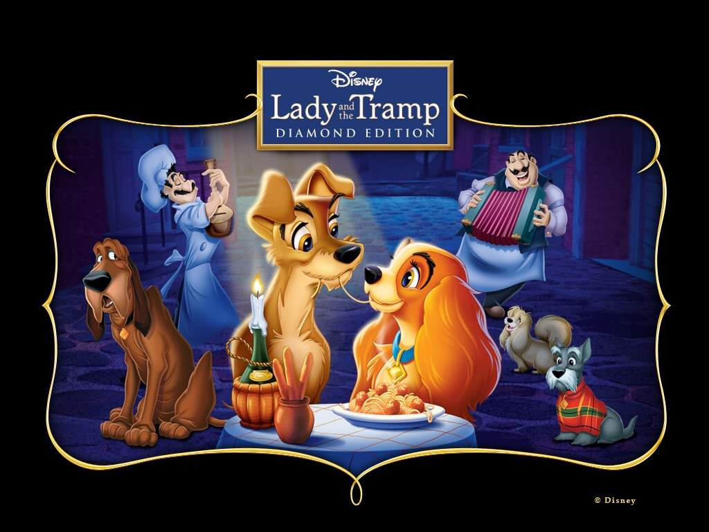 Lady And The Tramp Lady And The Tramp Amino