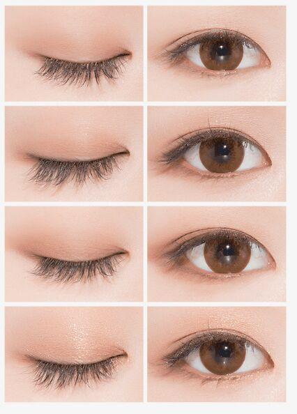 2 Orange Peach Or C Eyeshadows