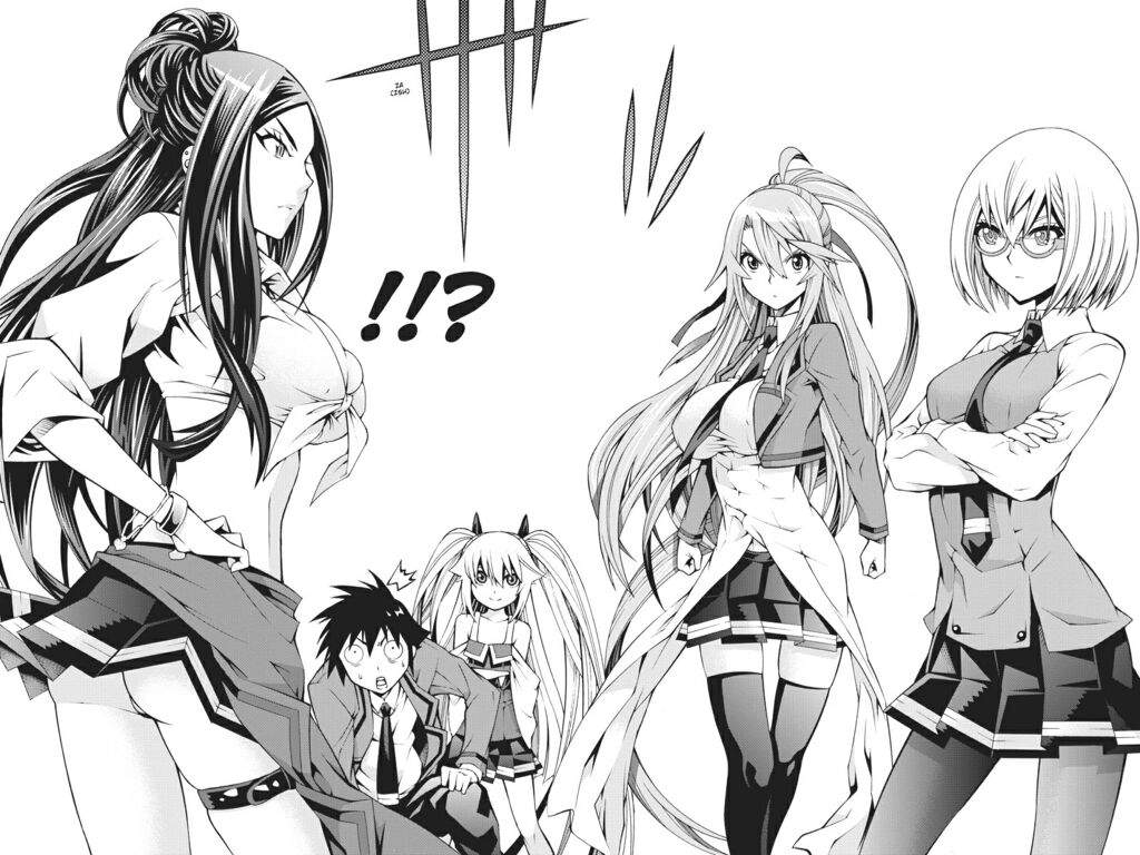 Ecchi Manga That Are To Sexy For An Anime Adaptation Anime