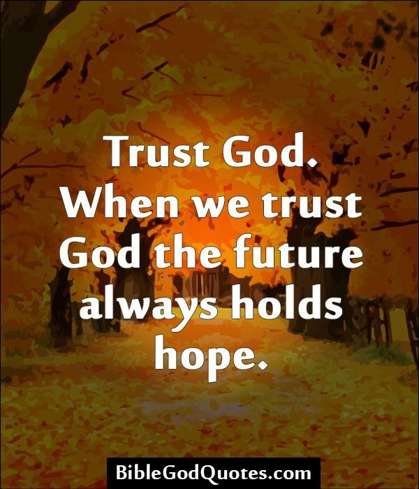 Things Will Work Out Trust God Christian Genesis Amino