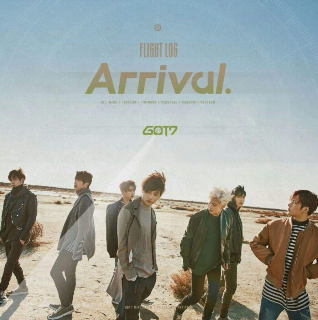 GOT7 Never Ever M V