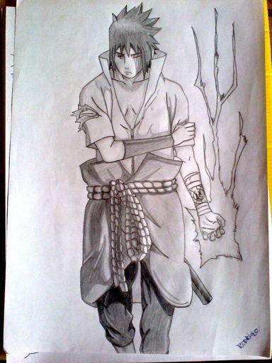 Desenho Do Sasuke Uchiha Naruto Shippuden Online Amino