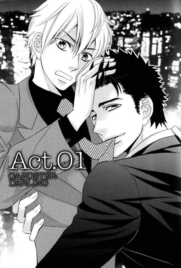 Manga Recommendation Gokudou Darling Yaoi Worshippers Amino