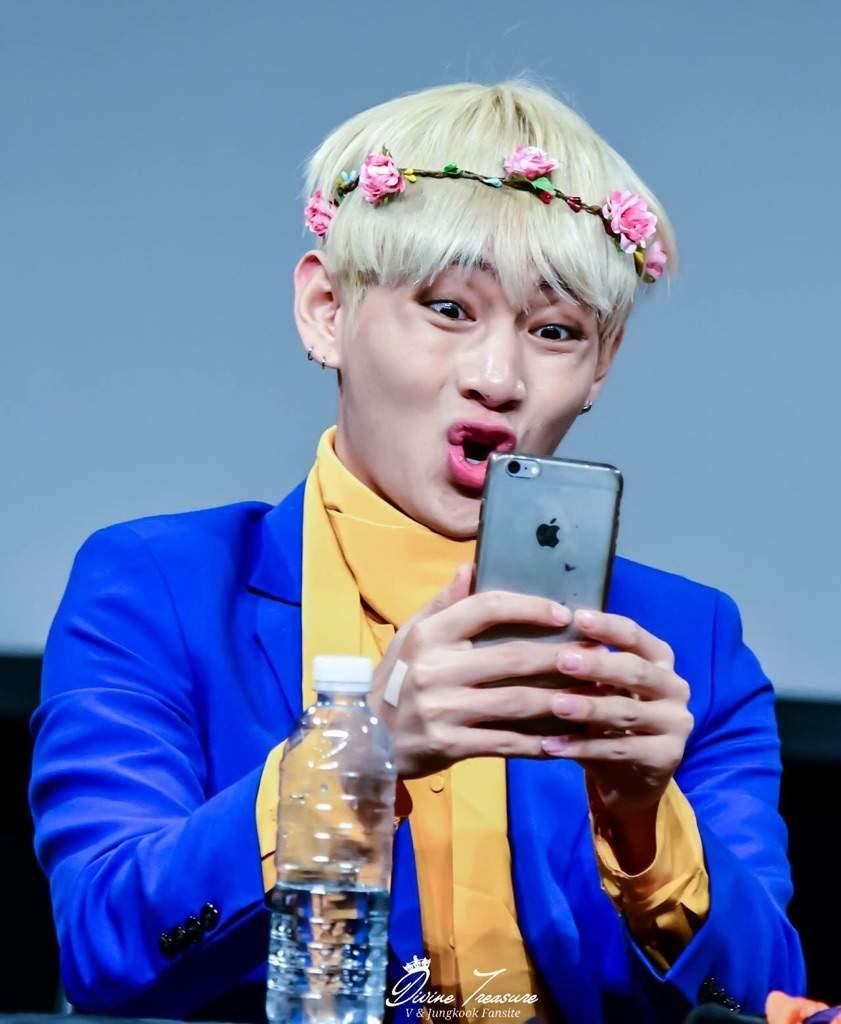 Color your bias   Kim Taehyung Amino