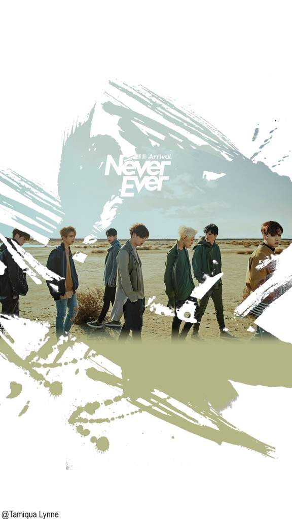 Anyways Goodbye For Now Xx FOR HD QUALITY VISIT HERE GOT7 Never Ever Wallpapers