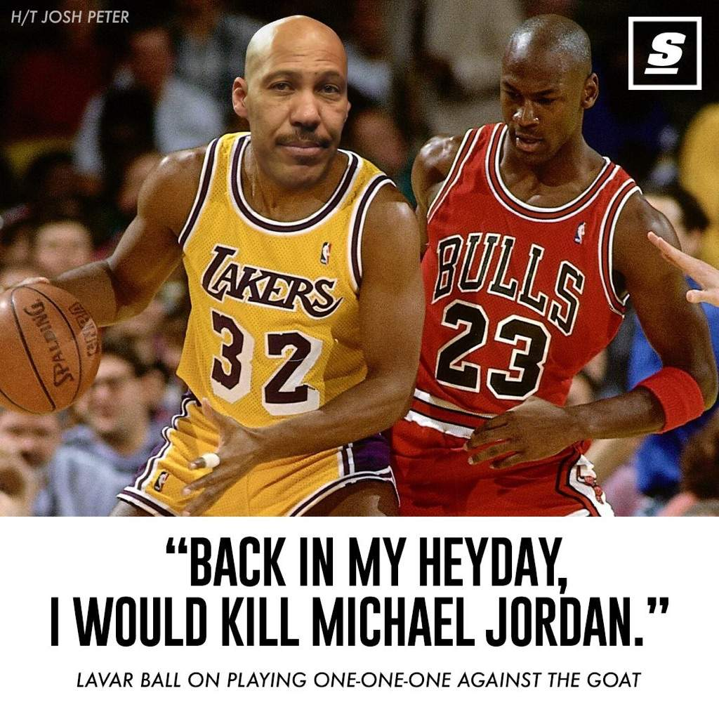 a52058412a0c65 LaVar Ball vs. Michael Jordan