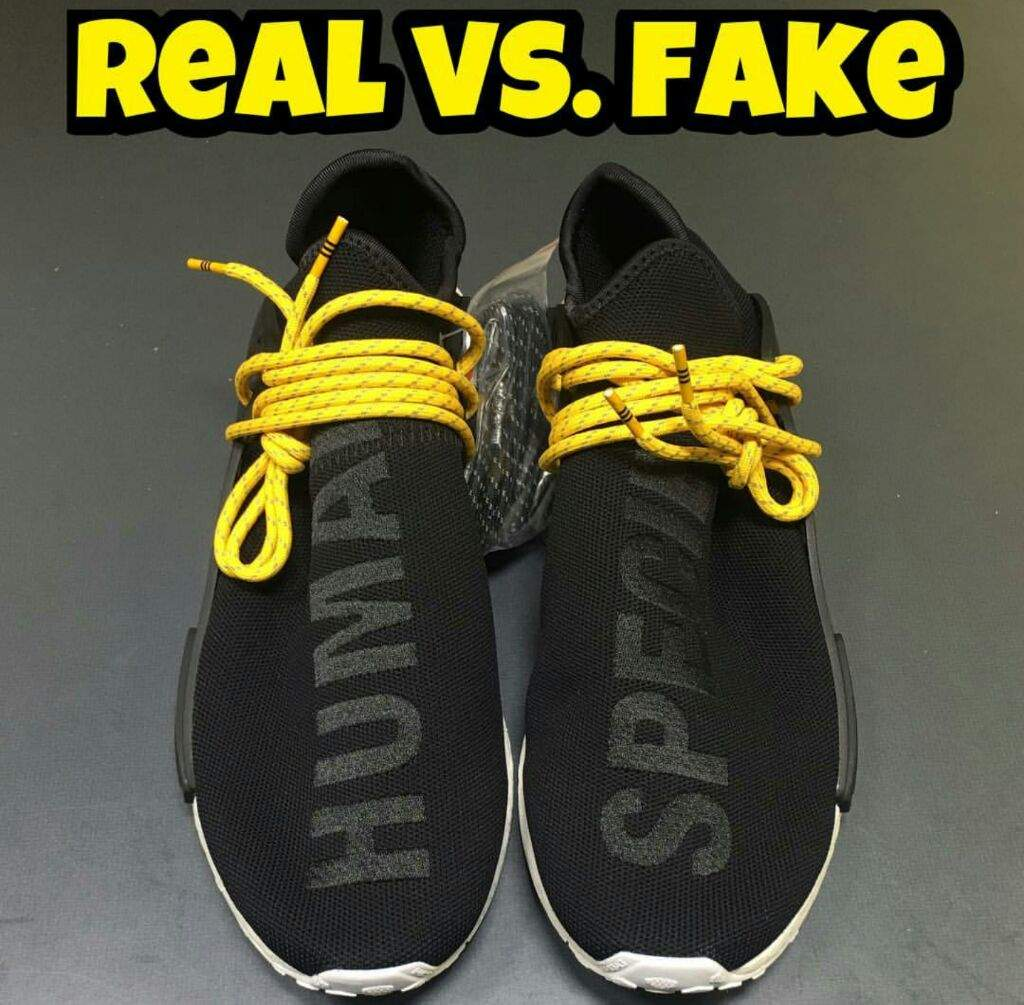 wholesale dealer 7f312 c60da Real👍 vs Fake👎 | Sneakerheads Amino