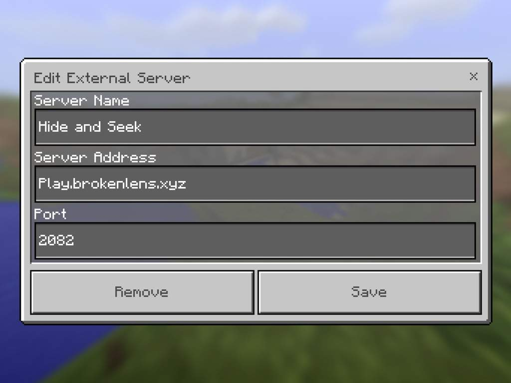 Kaan Dillon: Minecraft Server List Hide And Seek