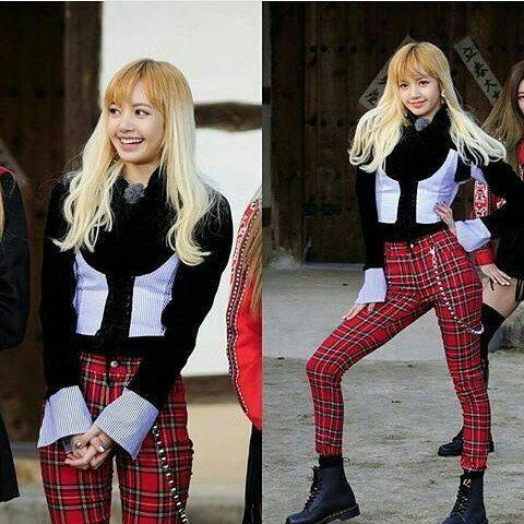Mis 10 Outfit Favoritos De Lisa K Pop Amino