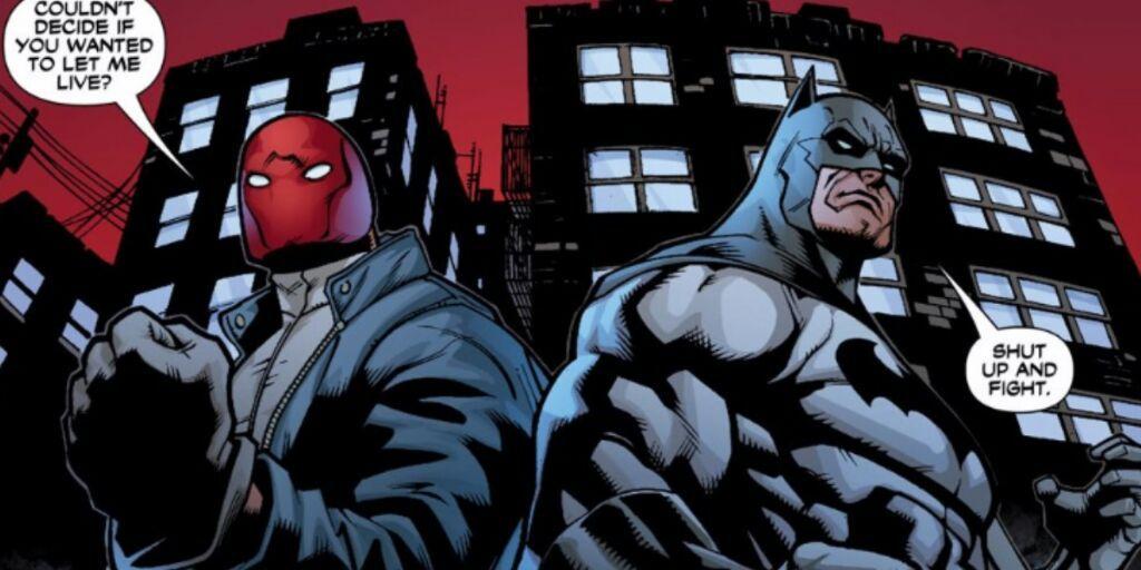 red hood comic book ile ilgili görsel sonucu