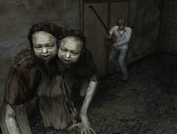 silent hill 4 twin victim