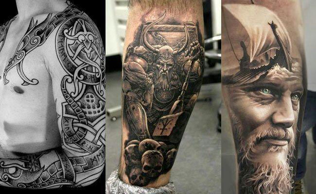 Tatuajes Vikingos O Tatuajes Nórdicos Love Tattoos Amino