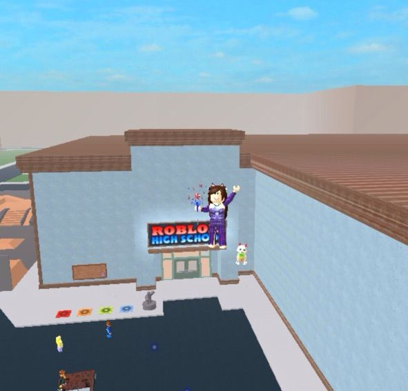 Roblox High School Names