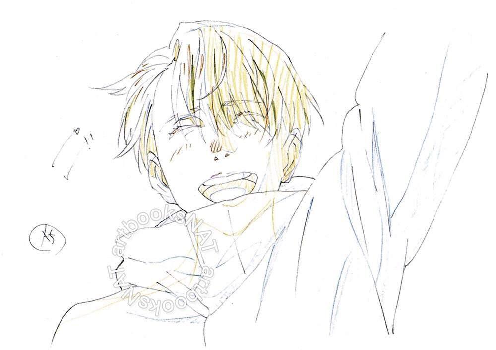 YOI Key Animation Frames | Yuri On Ice Amino