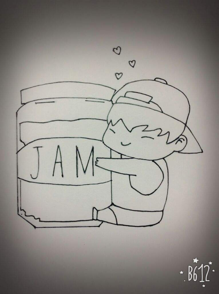 Bts Yoongi Drawings Sketch Outline Love Yourself Fan Art