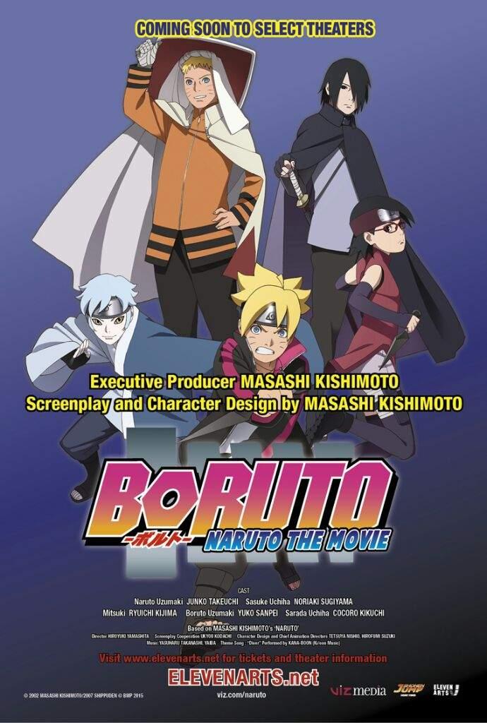 Naruto movie dub
