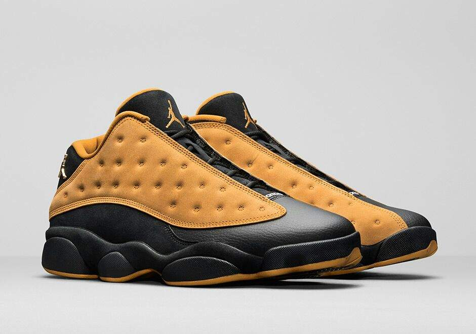Air Jordan 13 Originale Bas De Fruits Noirs / Chutney