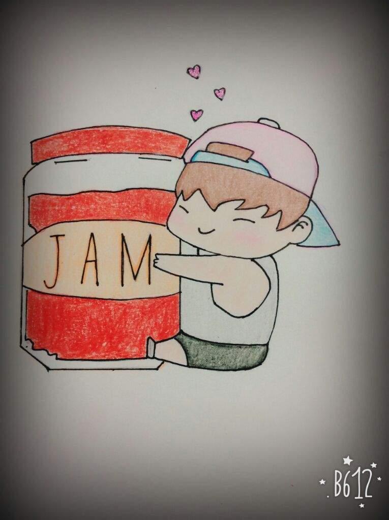 Park Jimin Chibi Fan Art Tutorial Army S Amino