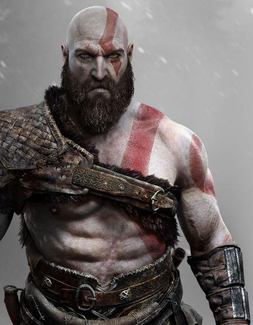 God Of War 4 Kratos Chill Hub Amino
