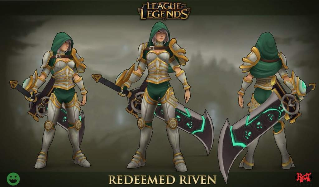 Chillout :: Riven fanmade visual upgrade