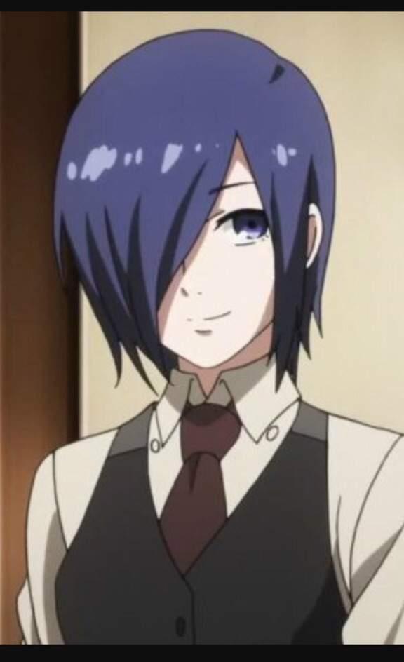 Touka Kirishima Wiki Ghoul Amino