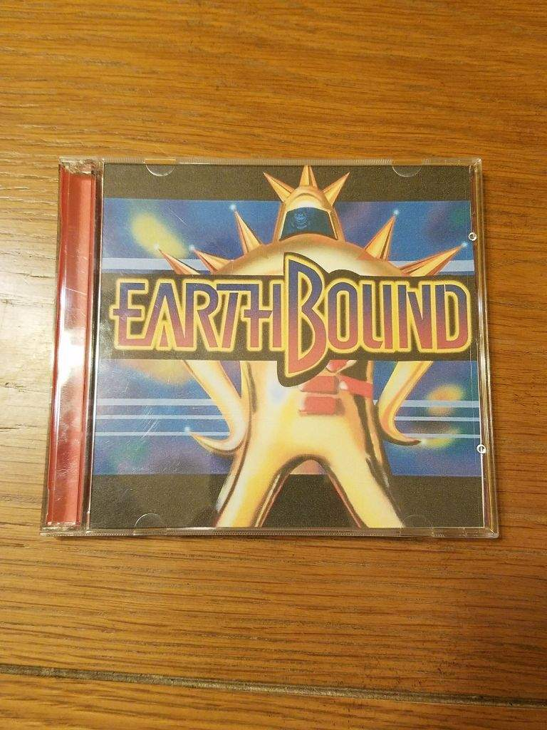 Just finished making my Earthbound soundtrack CD | EarthBound Amino