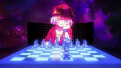 El ajedrez: Juego recurrente tanto en la peli como en la serie No Game no Life: Zero