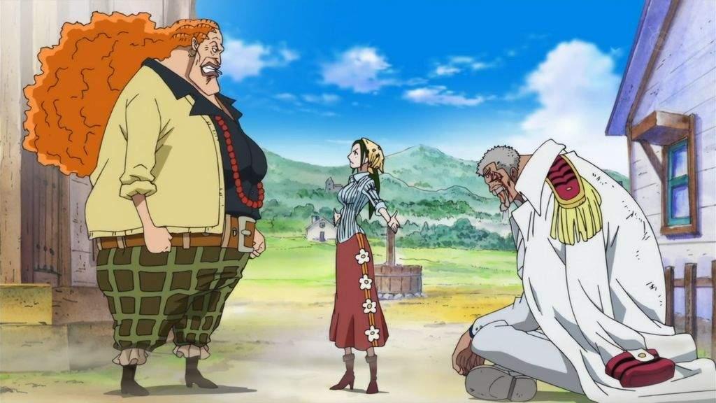My Favorite Characters #7 Monkey D. Garp   One Piece Amino