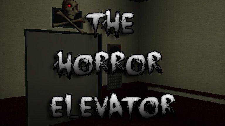 Los Mejores Juegos Cap 2 The Horror Elevator Roblox Amino