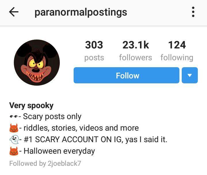 Top Paranormal Accounts On Instagram | Paranormal Amino