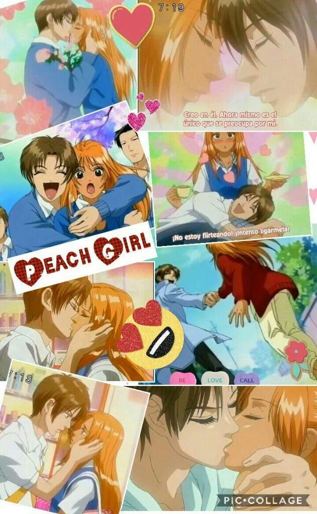 PEACH GIRL   •Anime• Amino