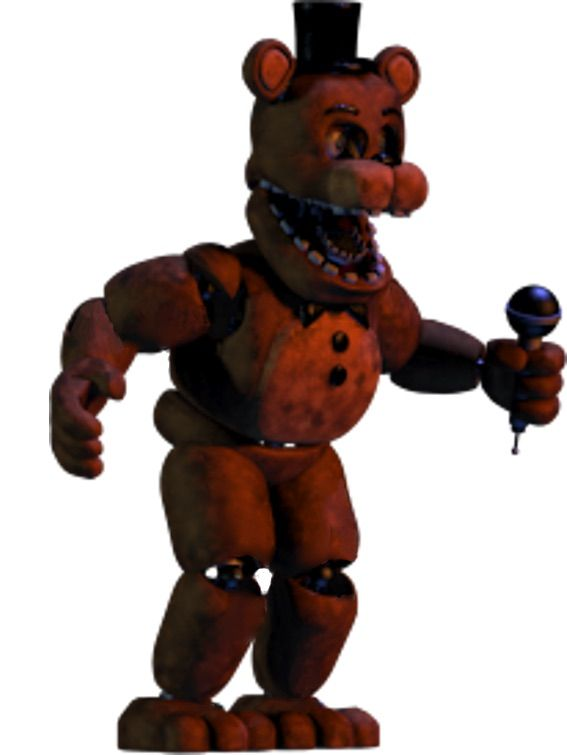 Unwithered Freddy! | FNAF : Sister Location Amino