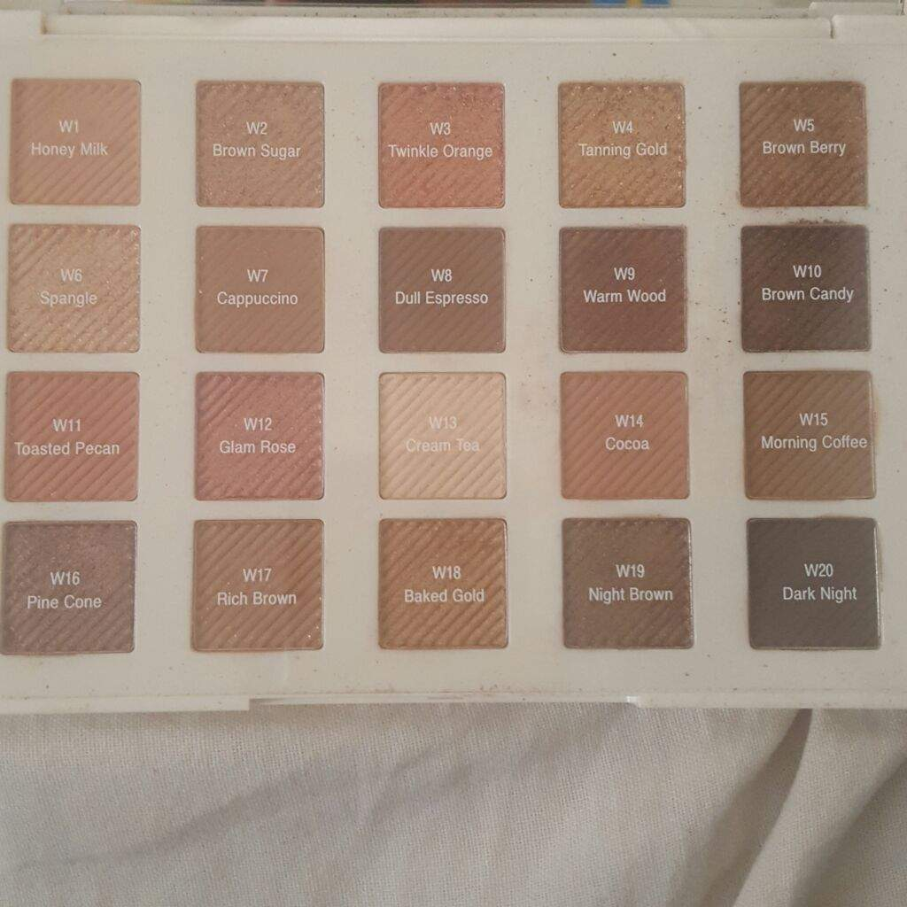 REVIEW] Etude House Personal Color Palette Warm Tone Eyes | Korean ...