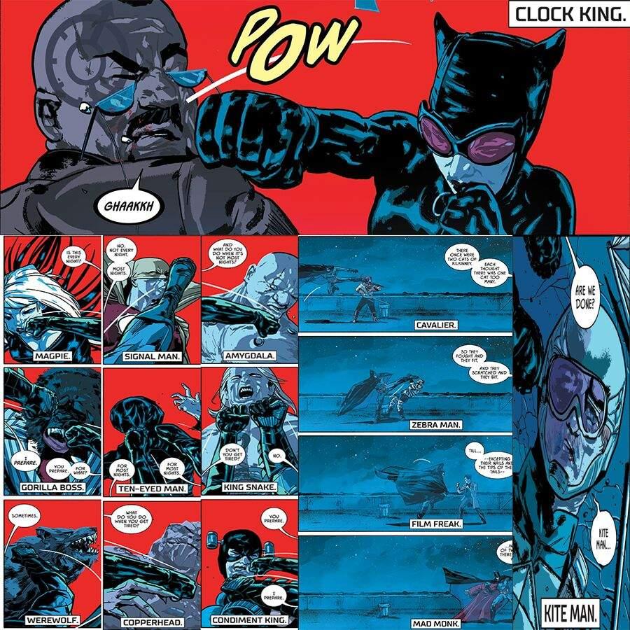 The Late Comic Review Show Episode 5 Batman14 15 P2 Comics Amino