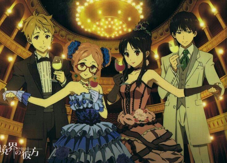 Wallpapers Dekyoukai No Kanata V Anime Wallpers