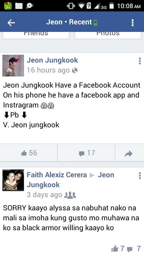 Well if its true the other army are lucky if they have a chance to add him  idk his name yet at fb and at IG I hope I know tho!