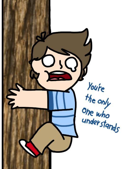 Tree Hugger Dear Evan Hansen Amino