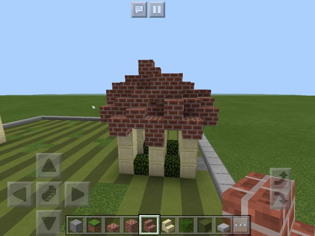 This Was Not That Hardest To Make But Is Also Important As Starts The Entire Roof Part Of Build