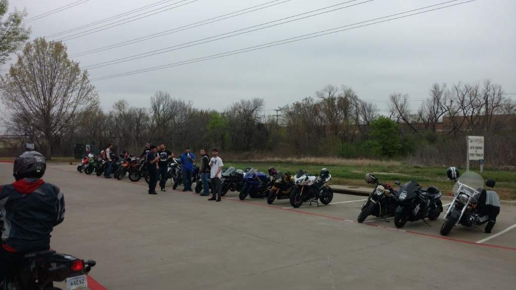 Spring Ridemeetup In Allen Tx Motorcycle Amino Amino