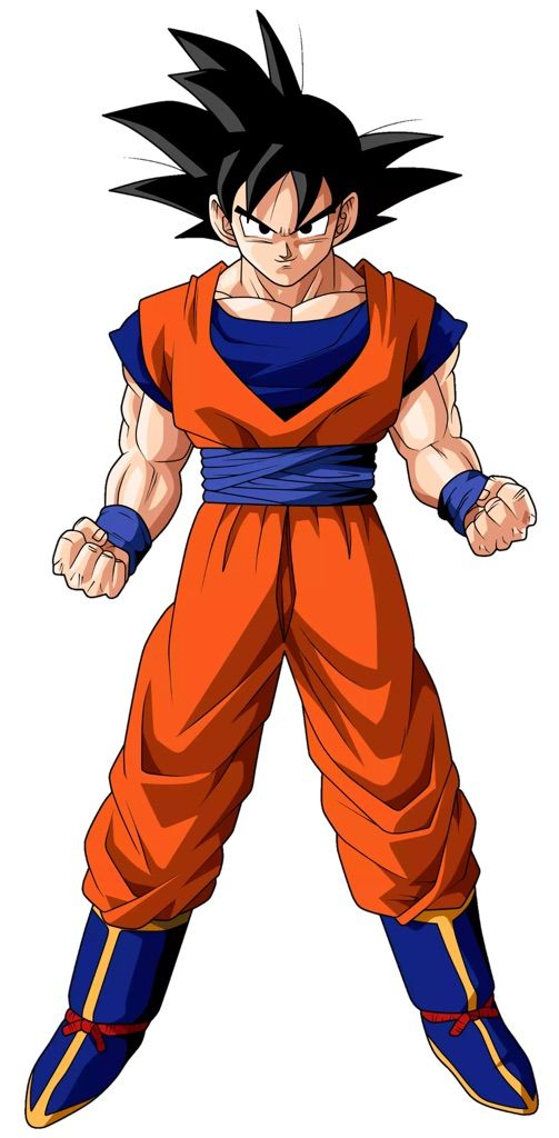My top 10 Goku forms#1   Anime Amino