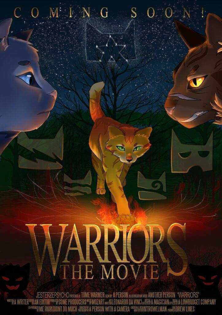 Warrior Cat Film Poster