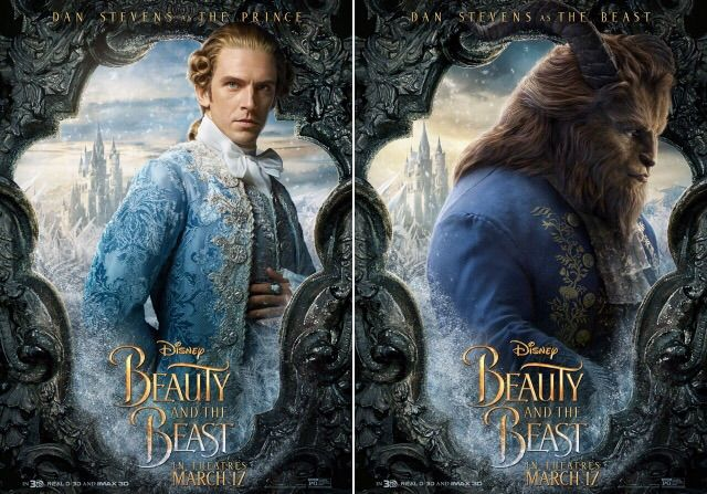 Dan Stevens As The Beast Was Great I Have Never Seen Any Of Stevenss Other Acting Roles But He Did Very Well Also Been Told That