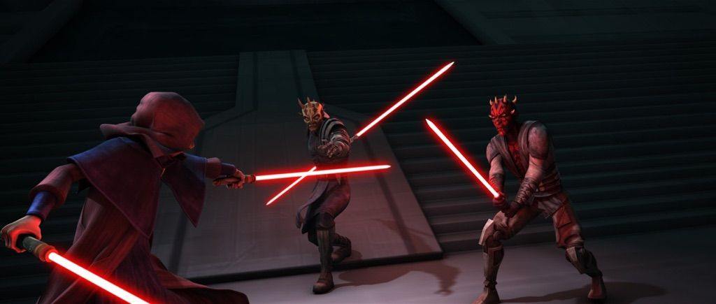 And Savage Opress Killed Darth Sidious Instead Of Killing Capturing Maul If You Havent Seen The Clone Wars Episode Lawless I