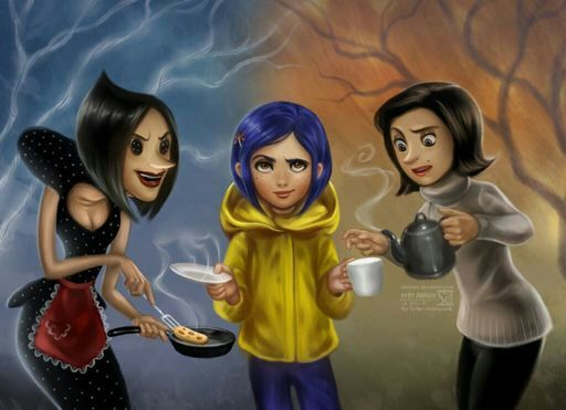 How Well Do You Know The Mothers Coraline Amino